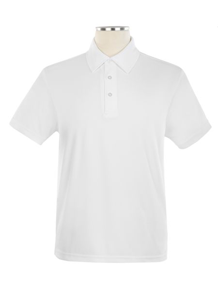 Short Sleeve Performance Embroidered Golf Shirt - Male