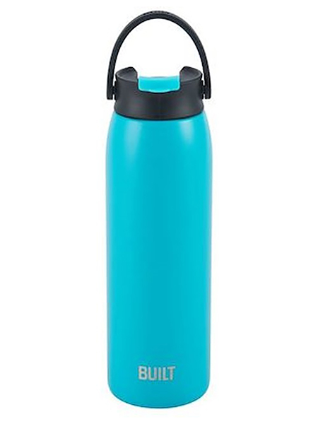 Built Gramrcy Water Bottle - Aqua 20 oz