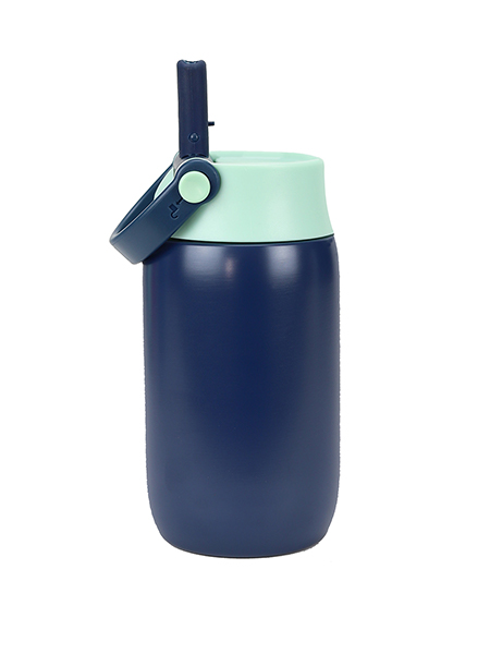 Pivot Mini Water Bottle - Navy 10 oz