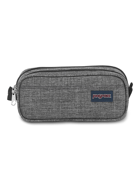 Large Size Accessory Pouch - JANSPORT - In Heathered