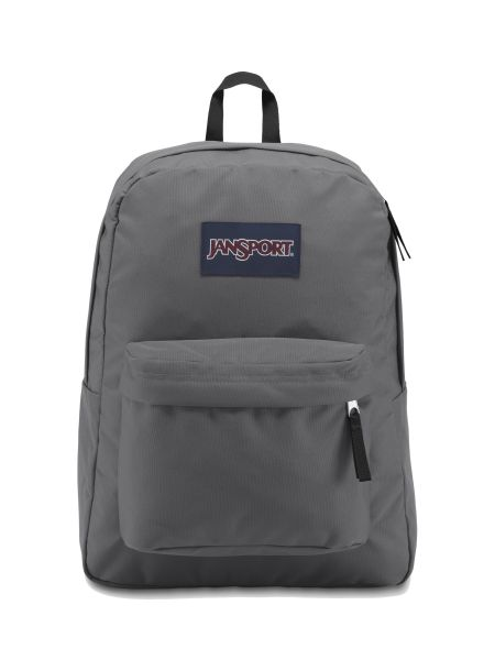 SUPERBREAK - JANSPORT KNAPSACK - in Deep Grey