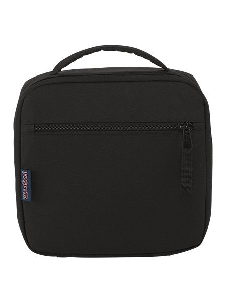 LUNCH BREAK - Jansport Lunch Bag in Black