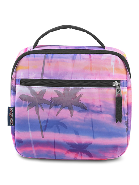 LUNCH BREAK - Jansport Lunch Bag in Palm Paradise