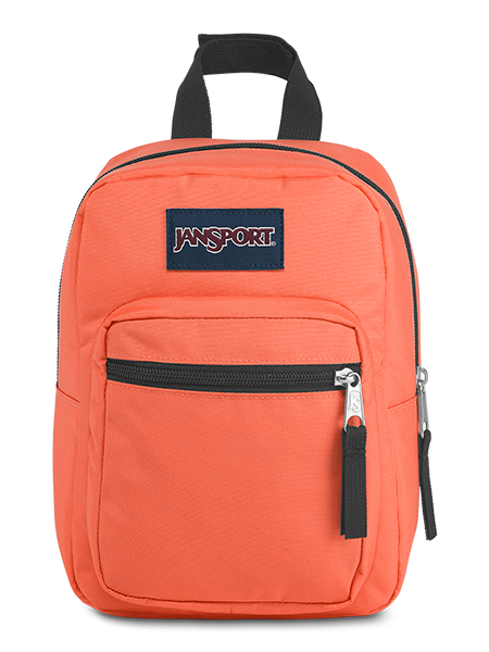 'BIG BREAK' - Jansport Lunch Bag in Sedona Sun
