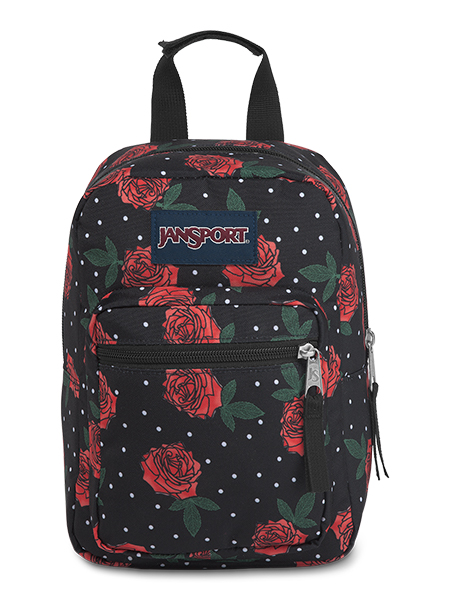 'BIG BREAK' - Jansport Lunch Bag in Betsy Floral