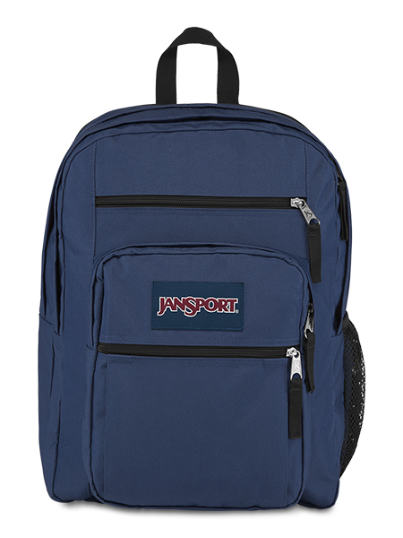 'BIG STUDENT' - Jansport Knapsack - in Navy