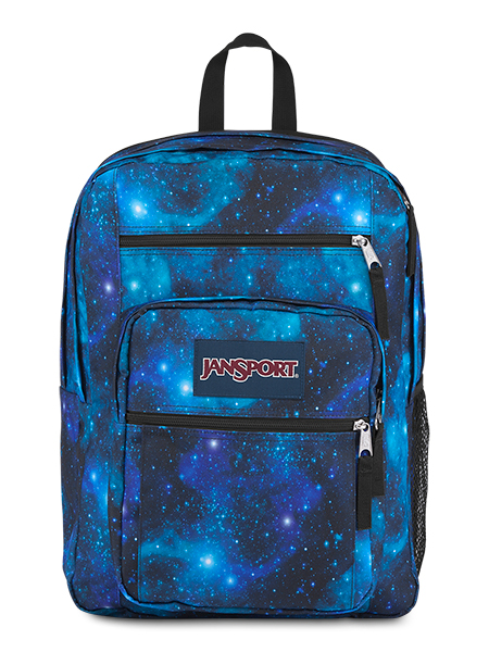 'BIG STUDENT' - Jansport Knapsack - in Galaxy