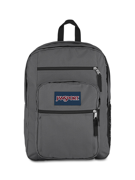 'BIG STUDENT' - Jansport Knapsack - in Deep Grey