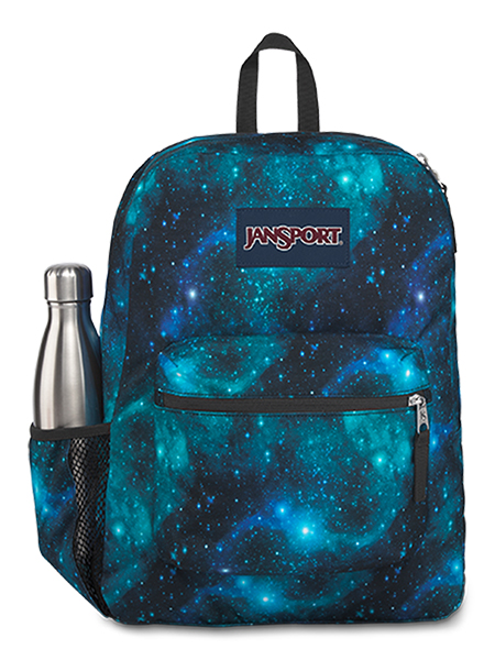 'CROSS TOWN' - Jansport Knapsack - in Galaxy