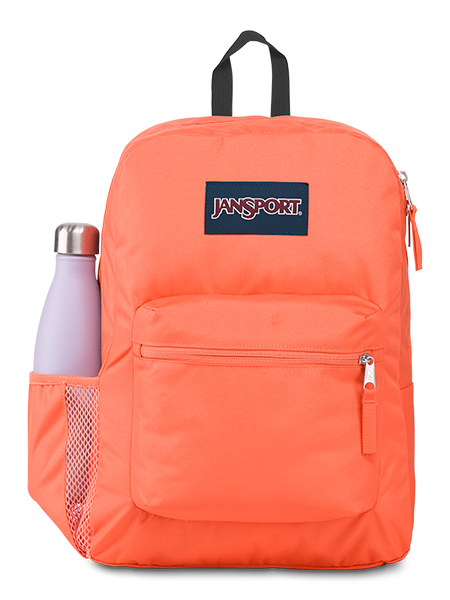 'CROSS TOWN' - Jansport Knapsack - in Sedona Sun