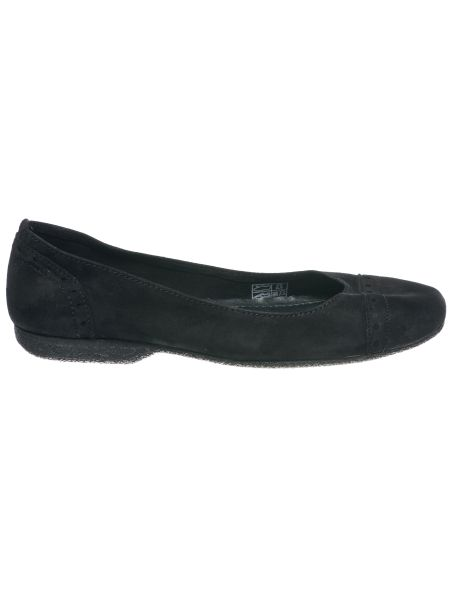 Suede Ballet Shoe, 100% Upper & Inner Lining - Female